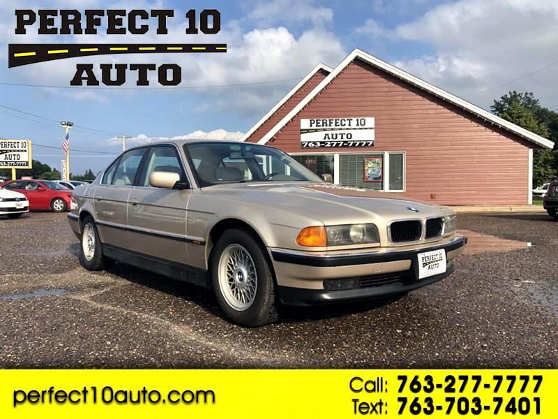 BMW 7-Series 740i 1998