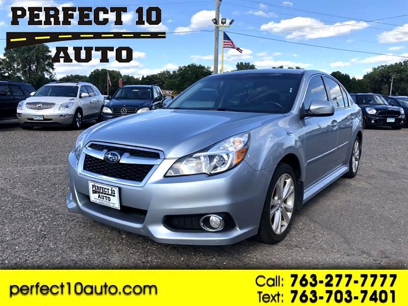 Subaru Legacy 2.5i Limited 2013