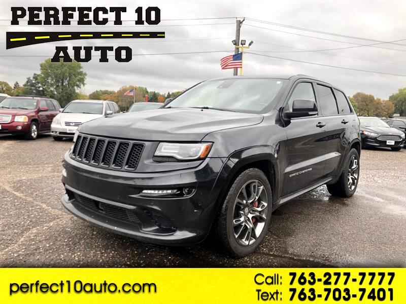 2014 Jeep Grand Cherokee SRT8 4WD