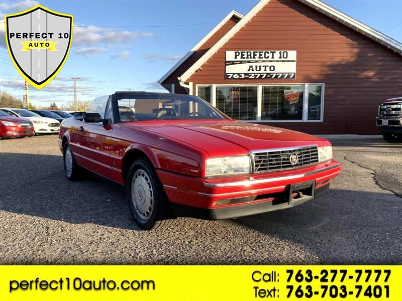 Cadillac Allante  1990