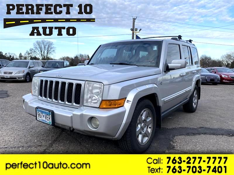 Jeep Commander Overland 4WD 2007