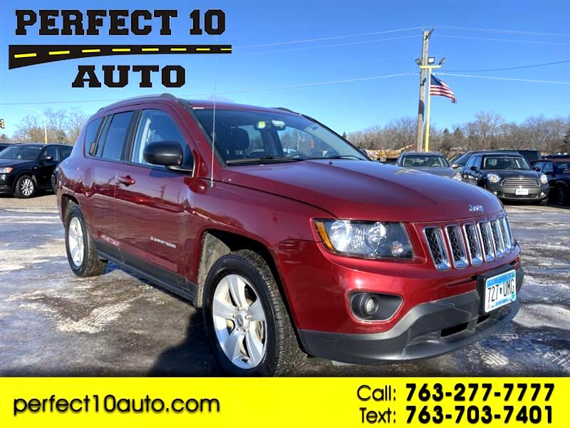 Jeep Compass Sport 4WD 2016