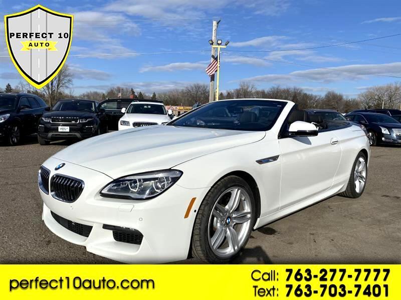 BMW 650i  2017