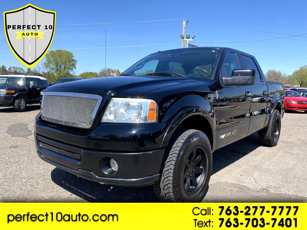"Lincoln Mark LT 4WD Supercrew 139"" 2007"