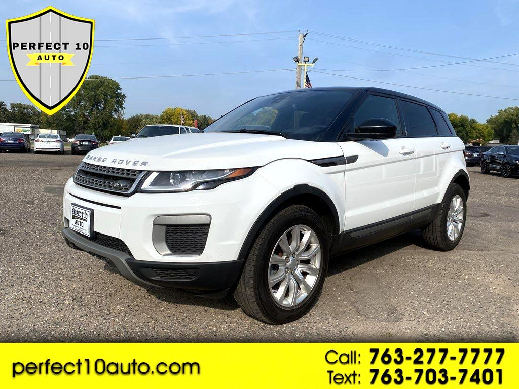 Land Rover Range Rover Evoque 5 Door SE 2017