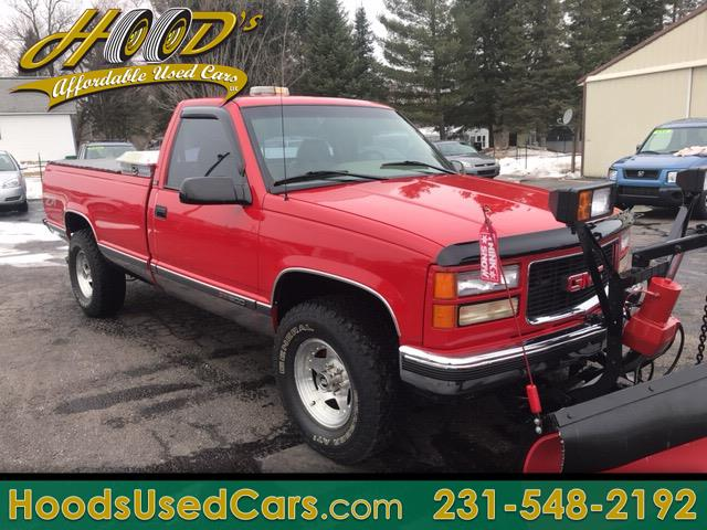 1996 GMC Sierra C/K 1500 Reg. Cab 8-ft. Bed 4WD