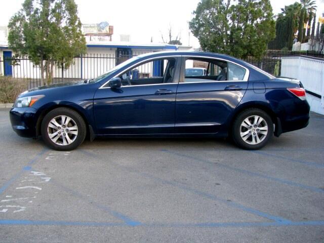2008 Honda Accord LX-P Sedan AT