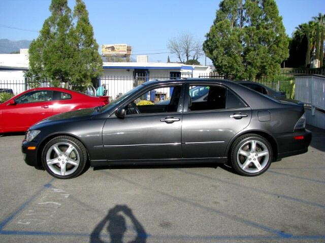 2005 Lexus IS 300 5-Speed Sedan