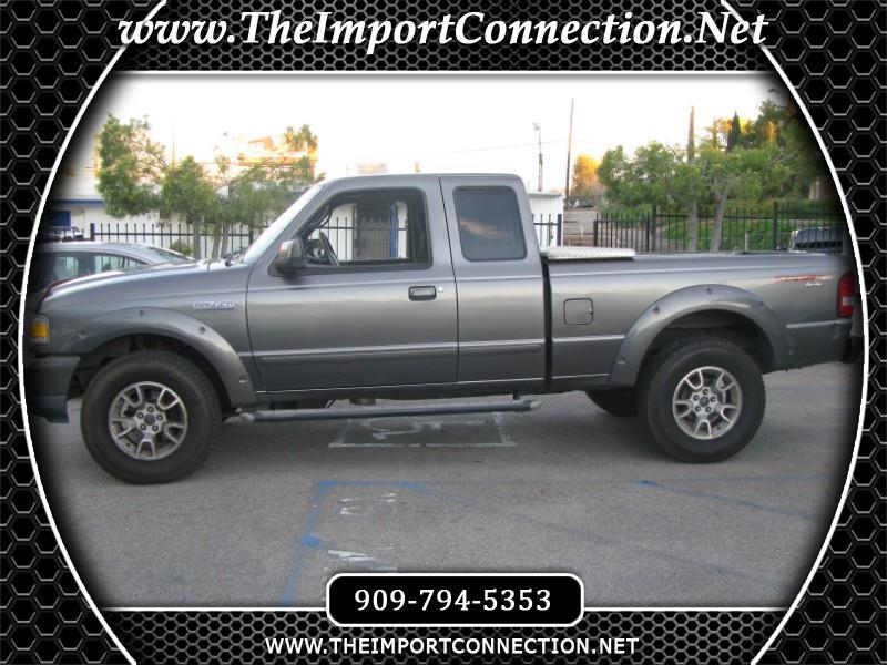 "2007 Ford Ranger 4WD 2dr SuperCab 126"" FX4 Off-Rd"