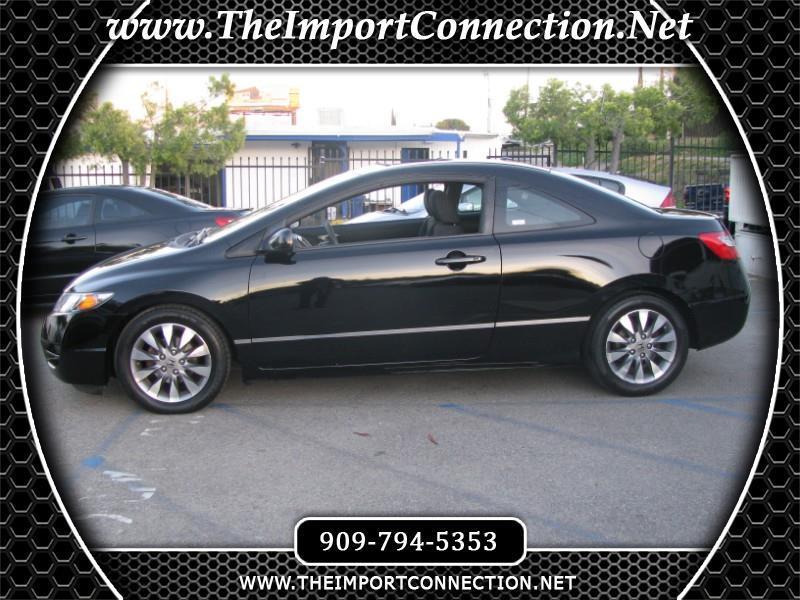 2009 Honda Civic Cpe 2dr Auto EX