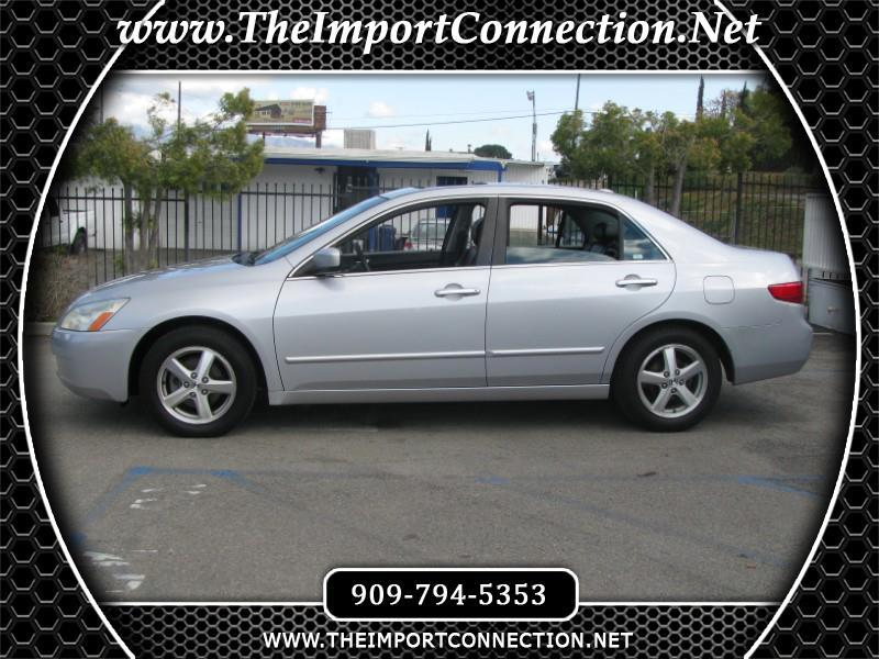 2005 Honda Accord Sdn EX-L AT