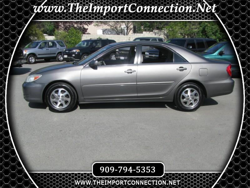 2004 Toyota Camry 4dr Sdn XLE Auto (Natl)