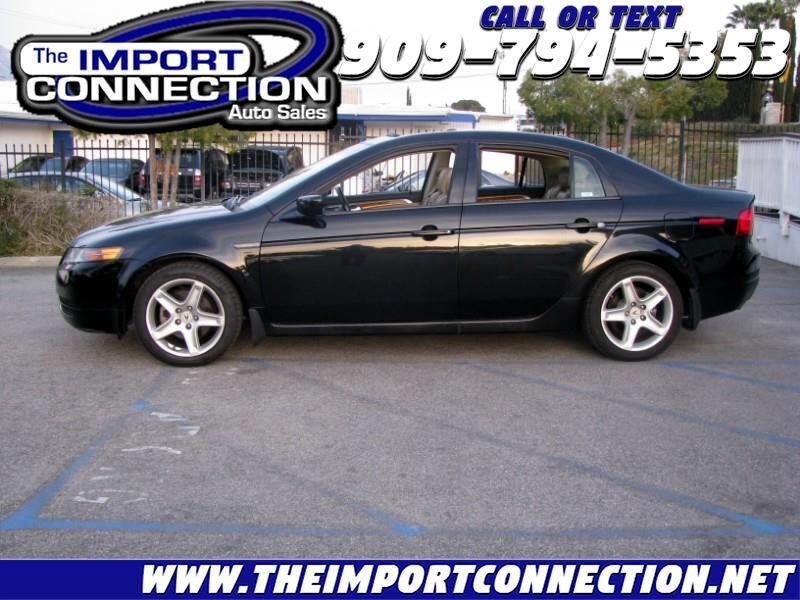 2006 Acura TL 4dr Sdn AT