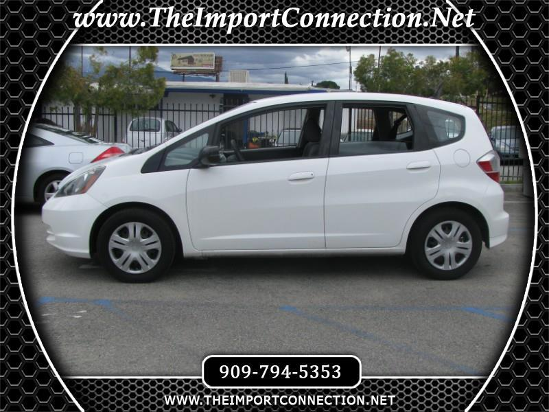 2010 Honda Fit 5dr HB Man