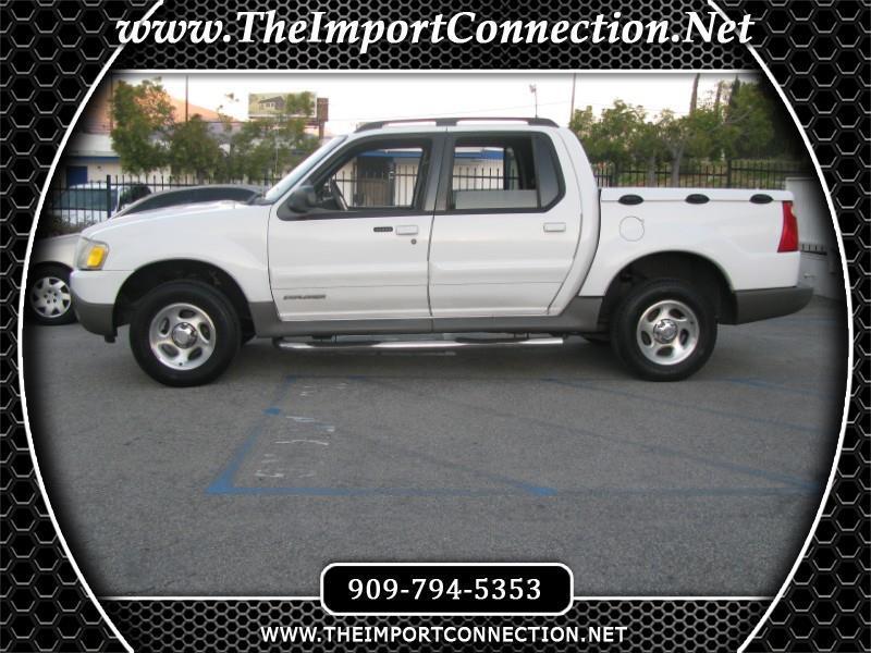 2002 Ford Explorer Sport Trac 4dr 126
