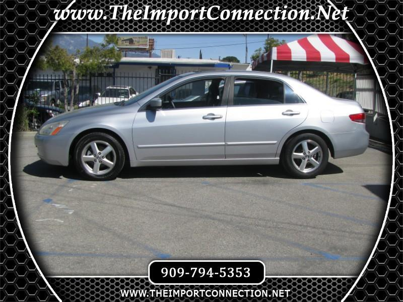 2003 Honda Accord Sdn EX Auto