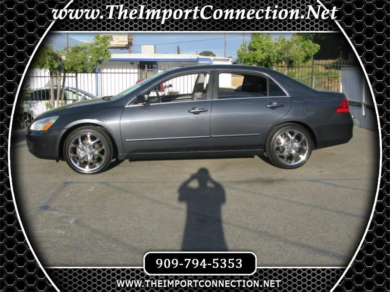 2006 Honda Accord Sdn EX-L AT