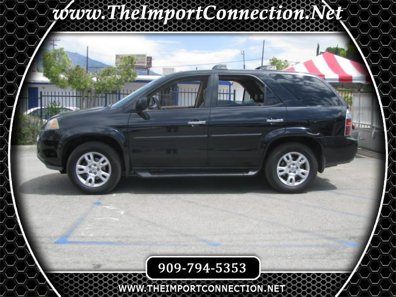 2005 Acura MDX 4dr SUV AT Touring