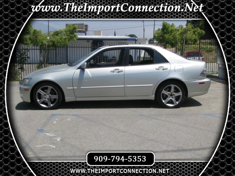 2002 Lexus IS 300 4dr Sdn Auto Trans