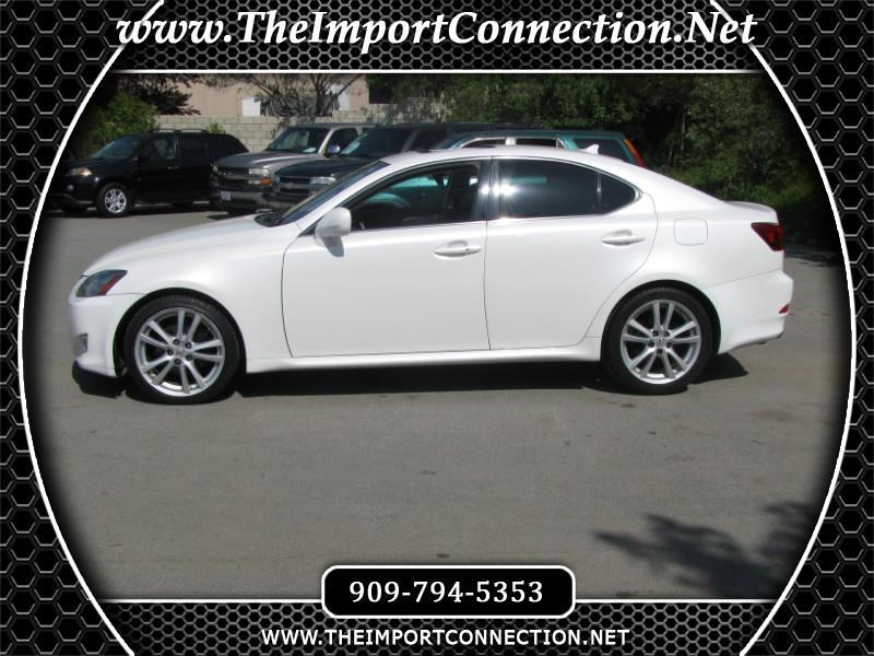 2007 Lexus IS 250 4dr Sport Sdn Auto