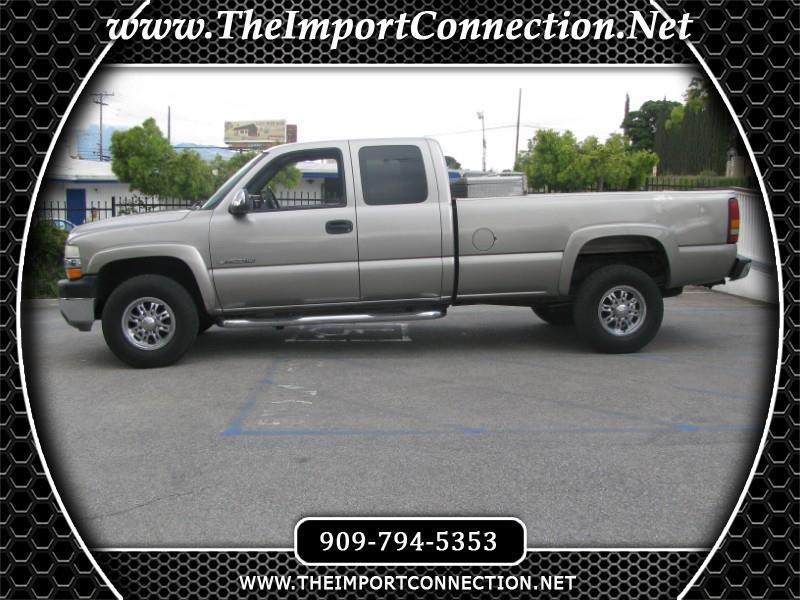 2001 Chevrolet Silverado 2500HD Ext Cab 157.5