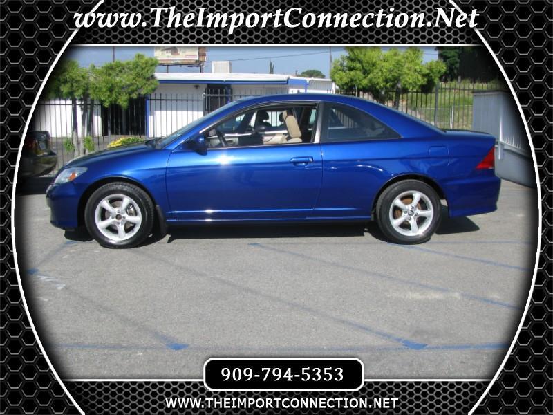 2005 Honda Civic Cpe EX AT