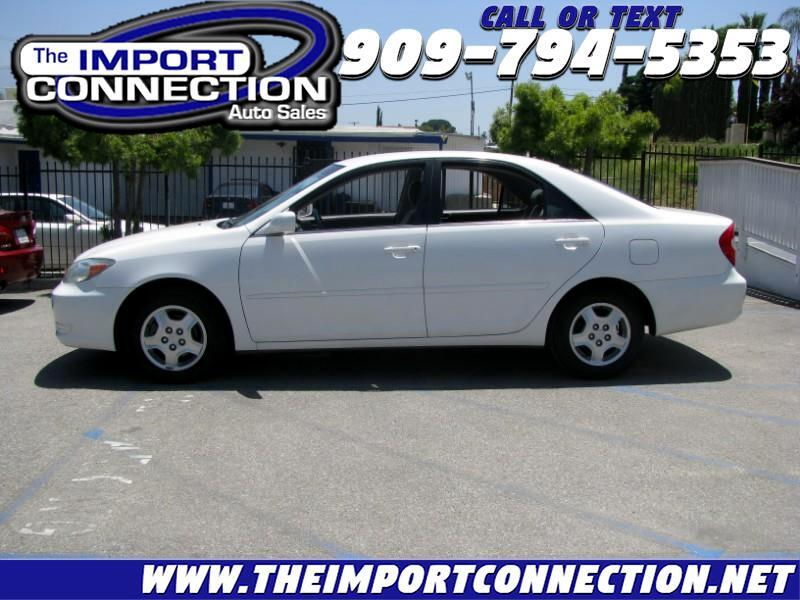 2003 Toyota Camry 4dr Sdn XLE V6 Auto (Natl)