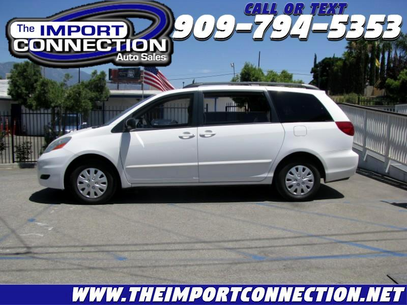 2006 Toyota Sienna 5dr LE FWD 7-Passenger (Natl)