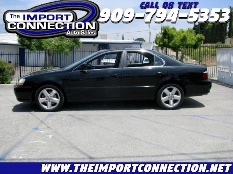 2002 Acura TL 4dr Sdn 3.2L Type S