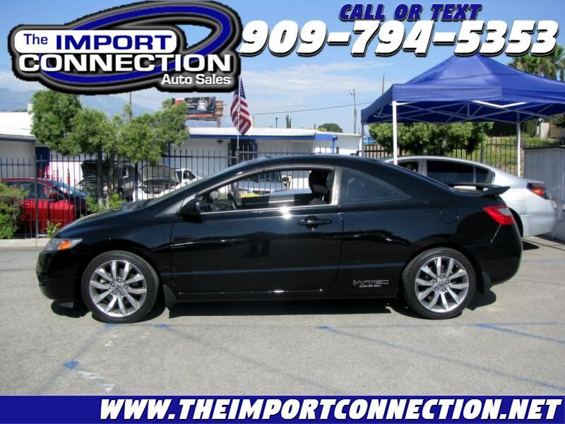 2009 Honda Civic Cpe 2dr Man Si