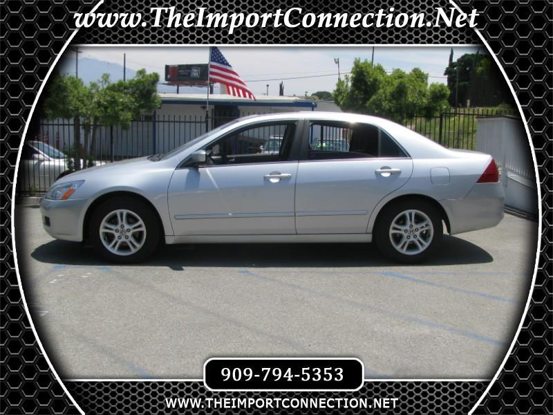2006 Honda Accord Sdn EX AT