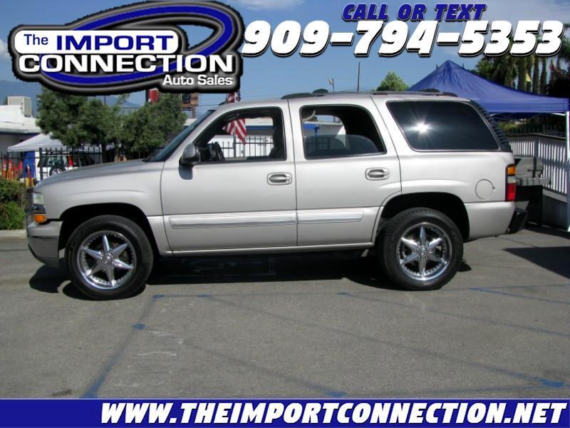 2004 Chevrolet Tahoe 4dr 1500 LT