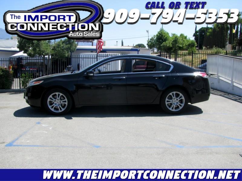 Acura TL 4dr Sdn 2WD Tech 2009