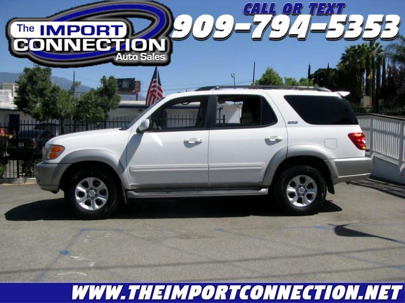 2003 Toyota Sequoia 4dr SR5 (Natl)