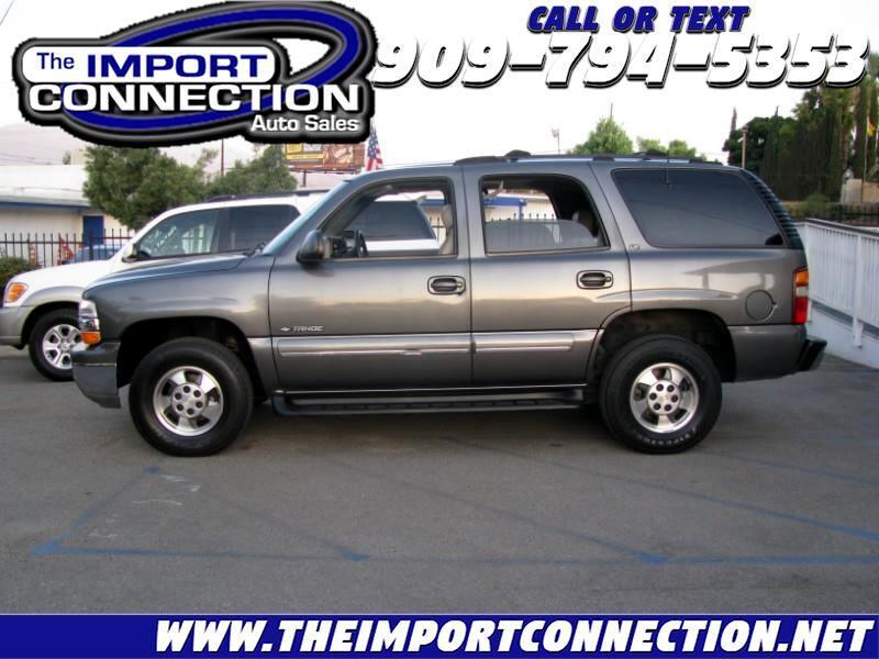 2001 Chevrolet Tahoe 4dr LT