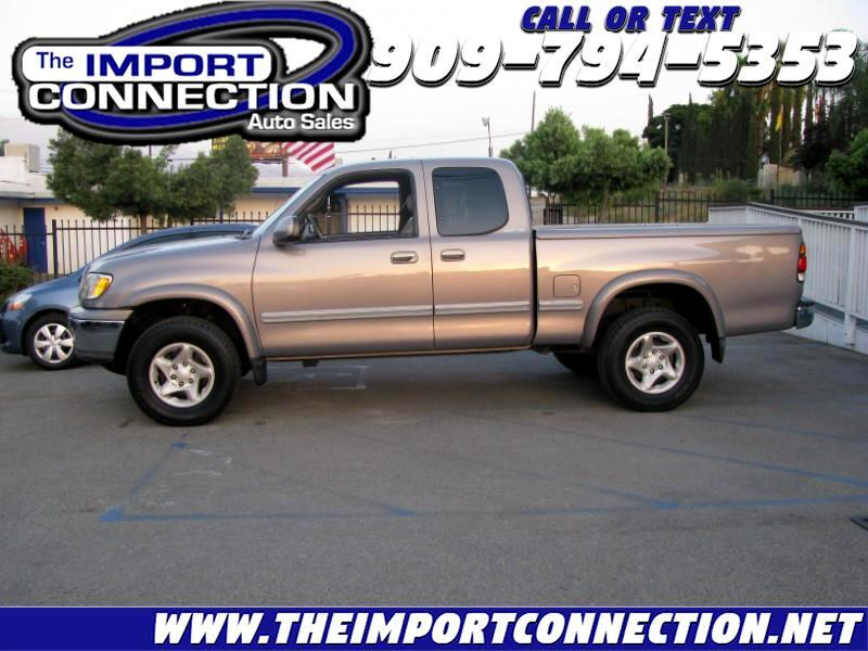 2001 Toyota Tundra Access Cab V8 Auto Ltd (Natl)