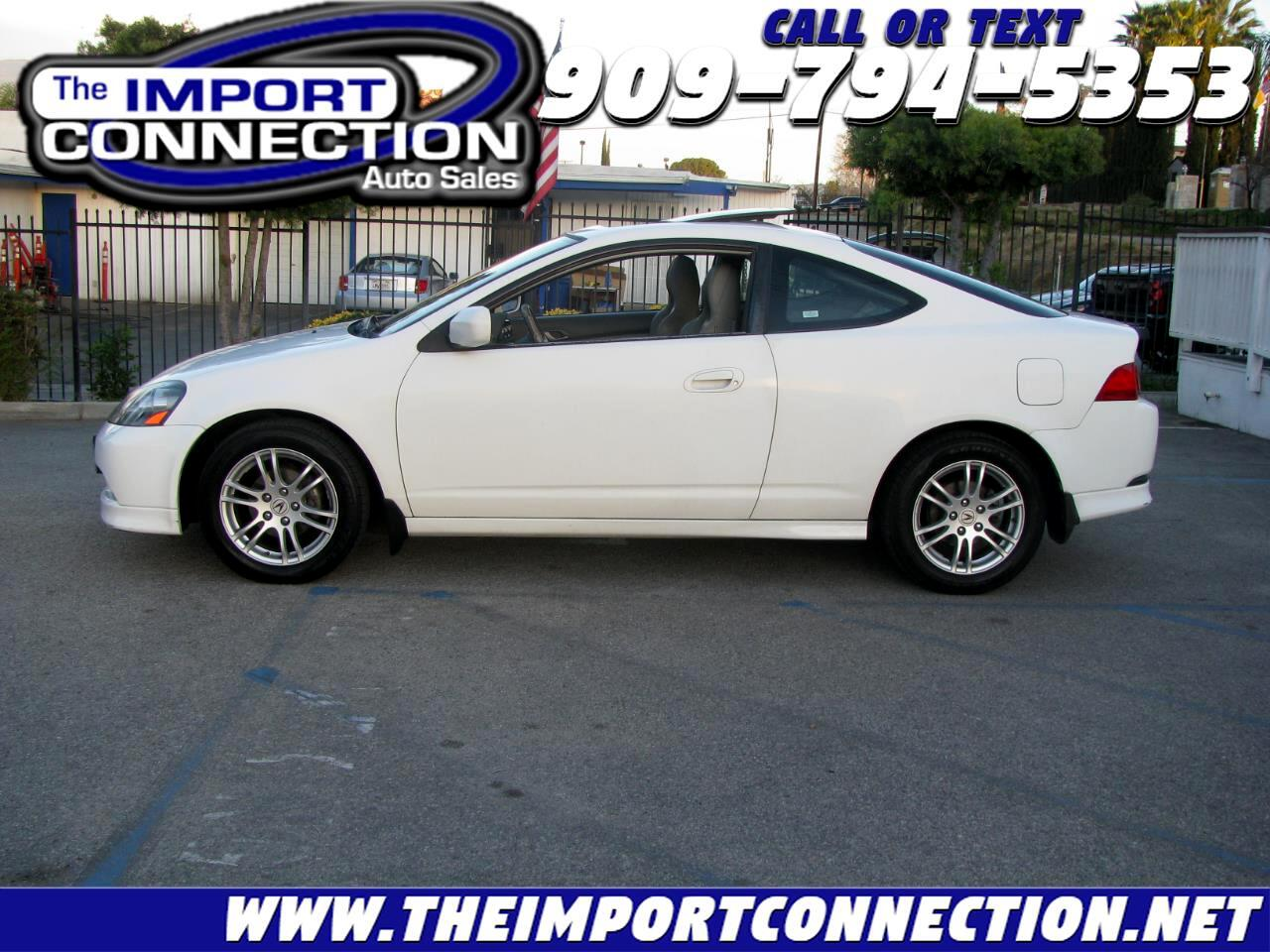 Acura RSX 2dr Cpe AT 2006