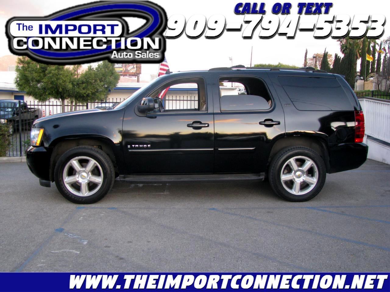 Chevrolet Tahoe 4WD 4dr 1500 LTZ 2007