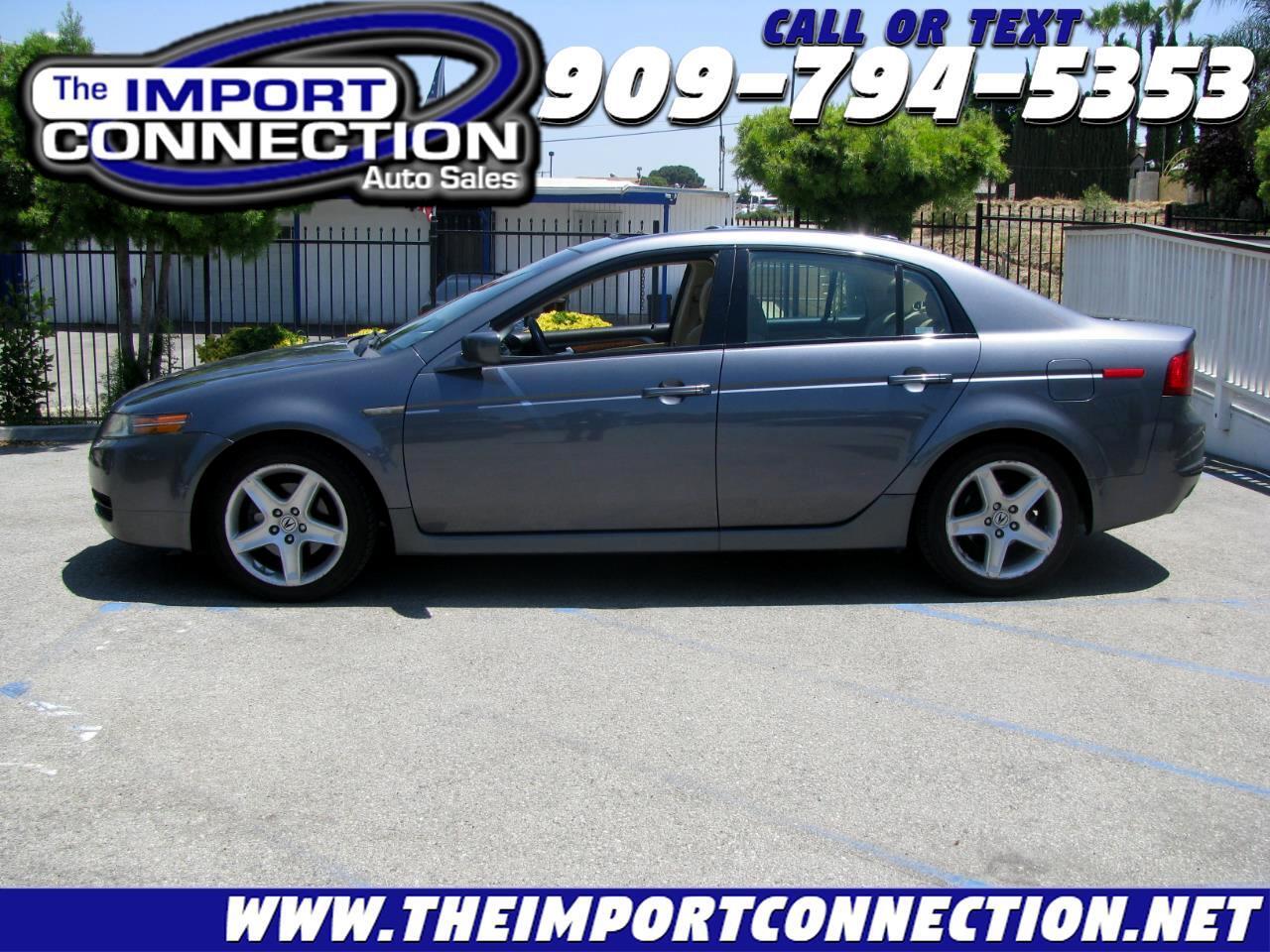 Acura TL 4dr Sdn AT 2006