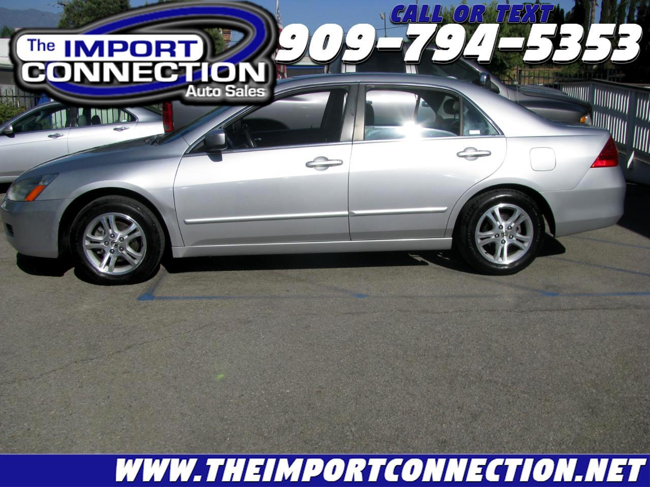Honda Accord Sdn EX AT 2006