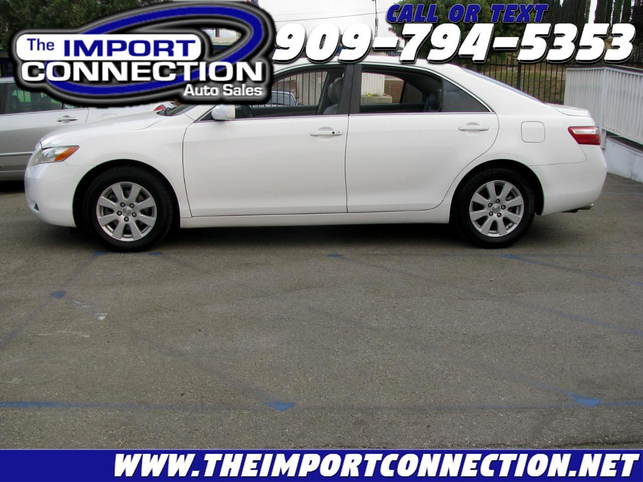 Toyota Camry 4dr Sdn V6 Auto XLE (Natl) 2008