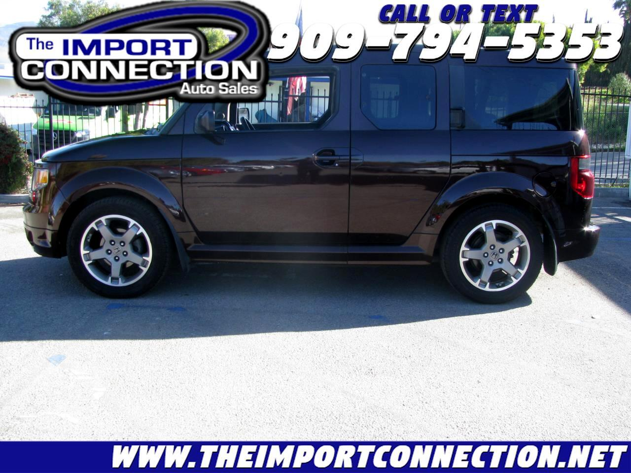 Honda Element 2WD 5dr Auto SC 2008
