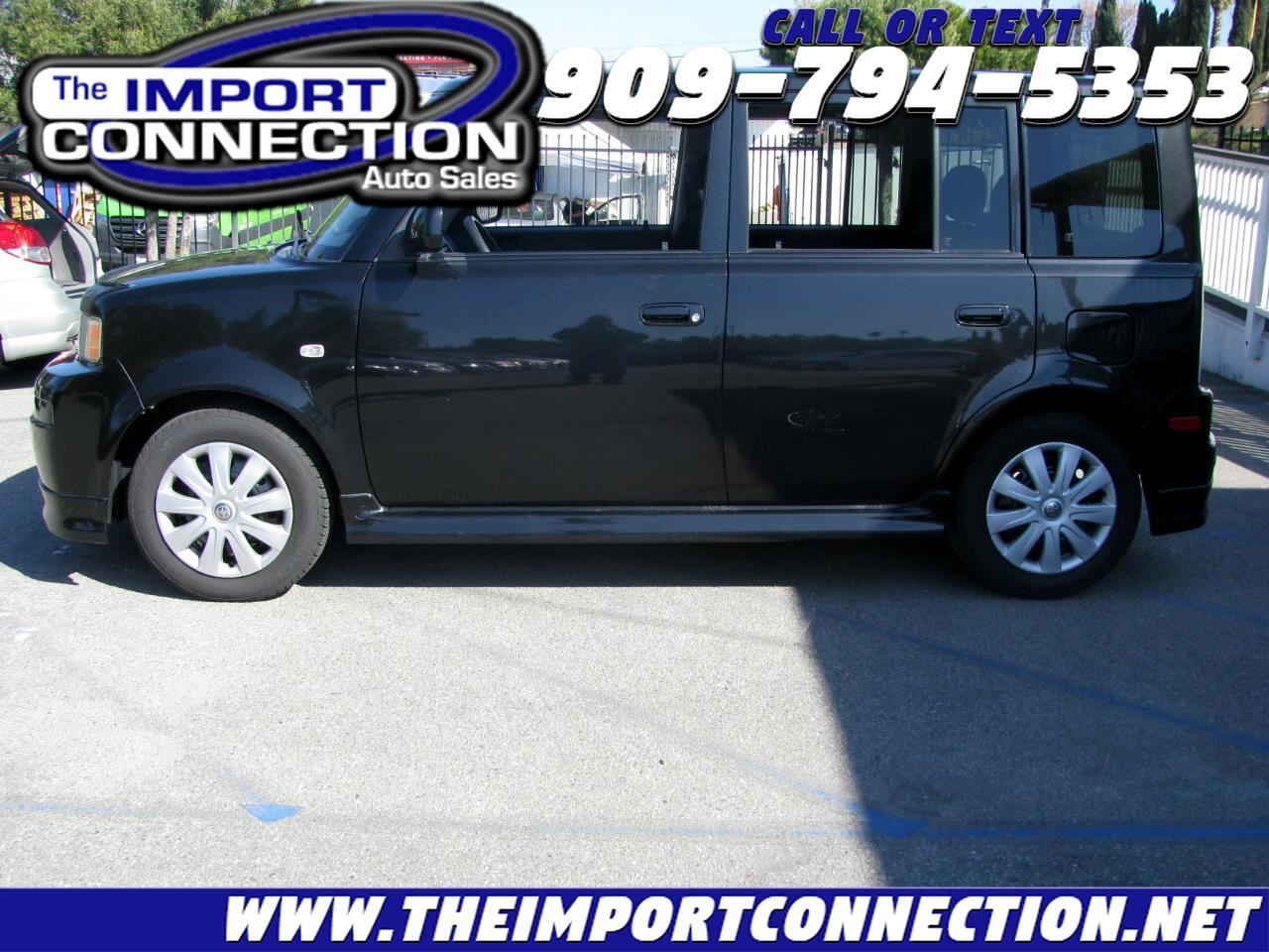 Scion xB 5dr Wgn Auto (Natl) 2005