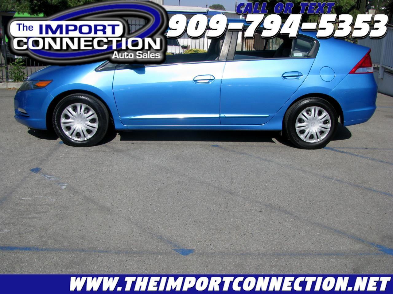 Honda Insight 5dr CVT LX 2010