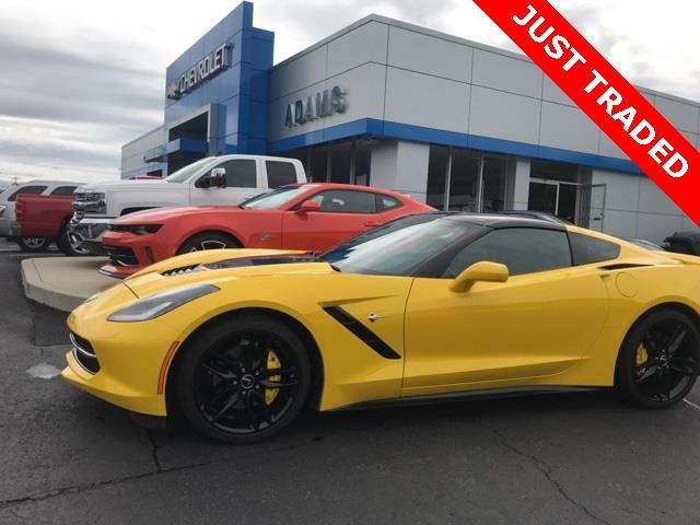 2015 Chevrolet Corvette 1LT