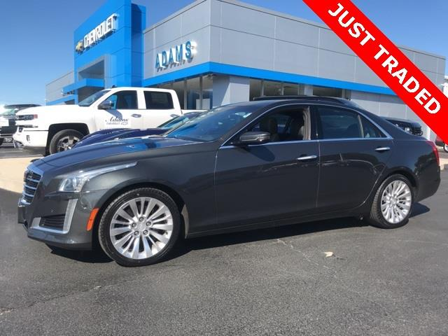 2016 Cadillac CTS Performance Collection RWD