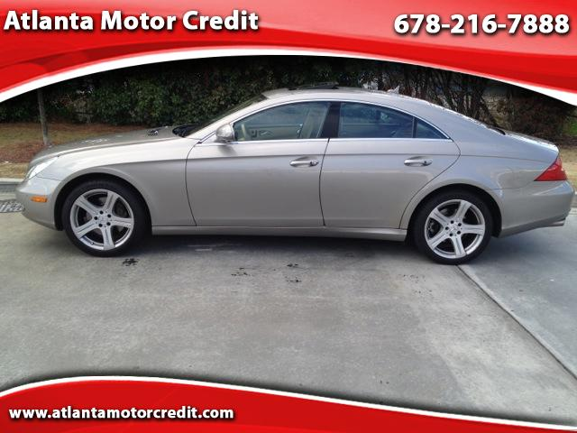 2007 Mercedes-Benz CLS-Class CLS500 4-Door Coupe