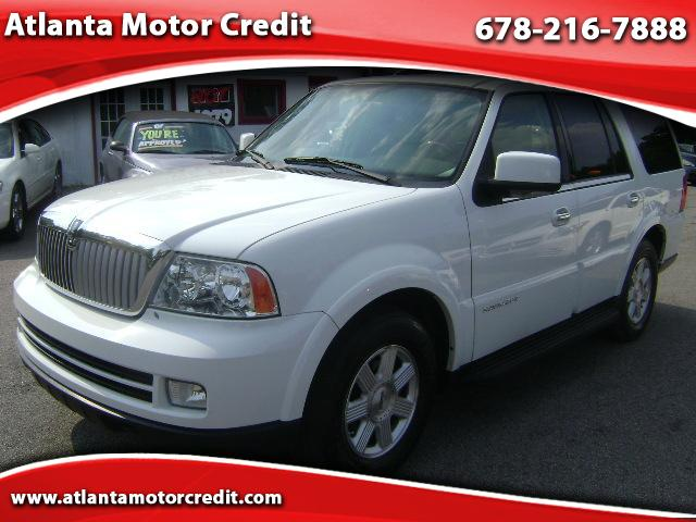 2004 Lincoln Navigator Ultimate 4WD