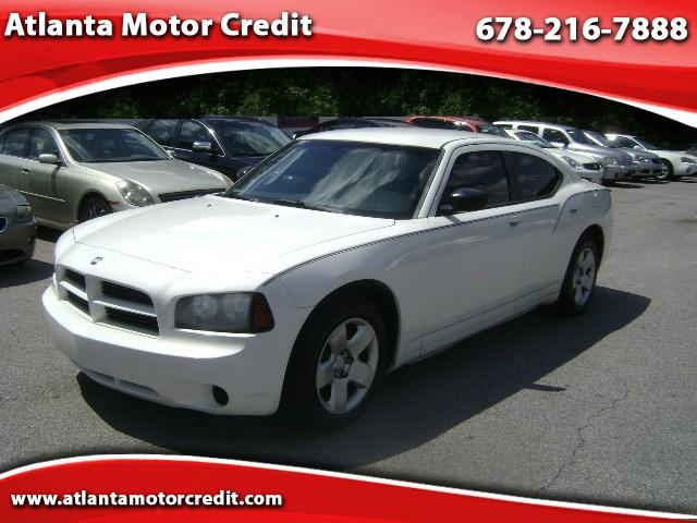 used 2008 dodge charger base for sale in atlanta ga 30324 atlanta motor credit. Black Bedroom Furniture Sets. Home Design Ideas