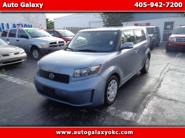 2010 Scion xB 5-Door Wagon 4-Spd AT